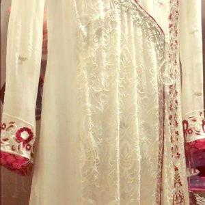 A wonderful dress